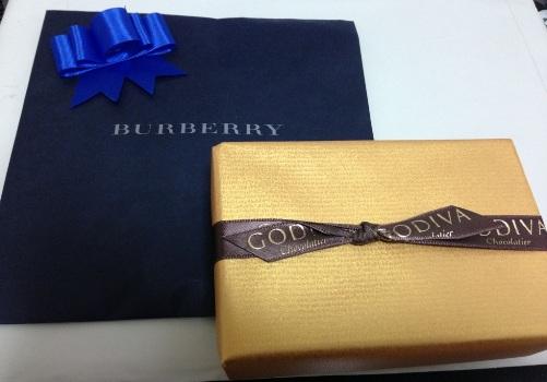 生徒さんからのプレゼント